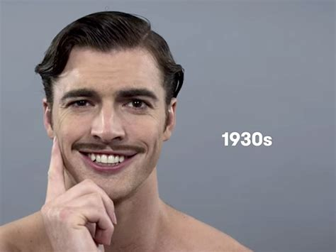 Mens Sideburns Styles Throught The Centuries | men s hairstyles through the 20th century business insider