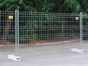 recinzione mobile recinzione temporanea e mobile per il cantiere standard