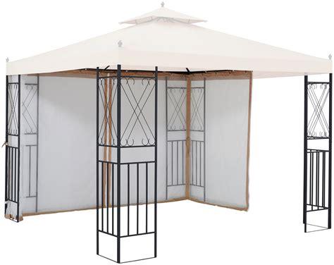 Stahl Pavillon 3x3 by Stahl Pavillon 3x3 Preisvergleich Die Besten Angebote