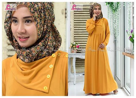 Vinezia Dress By Miulan by Dress Muslimah Terbaru