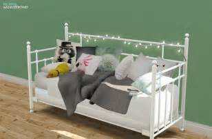 sims 3 beds pin by fessant on sims best daybed