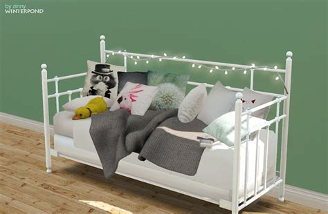 the sims 4 bed cc pin by nicole fessant on sims pinterest sims ts4 cc