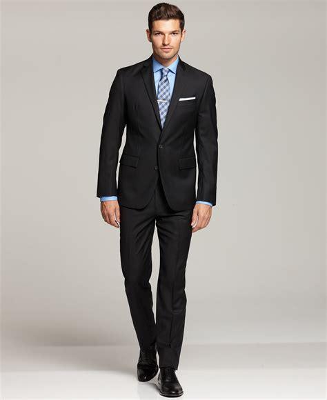 Slim Allblack New Arrival slim fit all black suit my dress tip