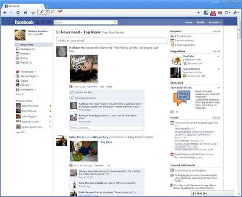 design house decor facebook facebook wird 6 und schenkt sich ein neues design chip