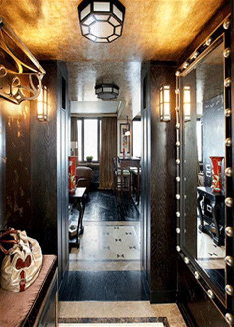 modern home decorating ideas  stylish entryway  hallway redesign