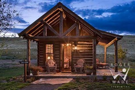 Cabin Builders Montana by Notes
