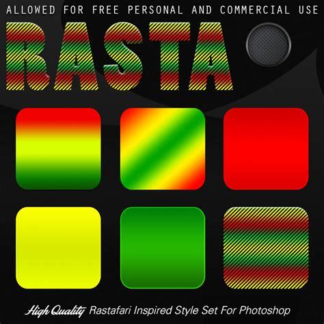 free photoshop styles and gradients rasta photoshop style set photoshop styles and gradients