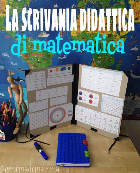 esercizi da scrivania la scrivania didattica di matematica