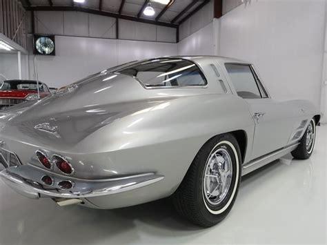 1963 corvette sting coupe 1963 chevrolet corvette sting split window coupe