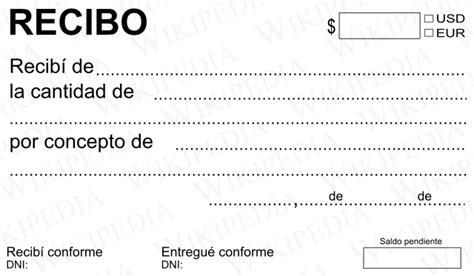 cmo puedo imprimir un recibo de pago en la plataforma del file recibo de pago modelo simple svg wikimedia commons