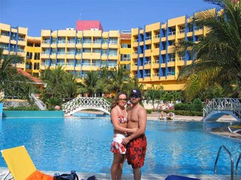 imagenes hotel arenas blancas varadero the hotel looks great from here picture of barcelo