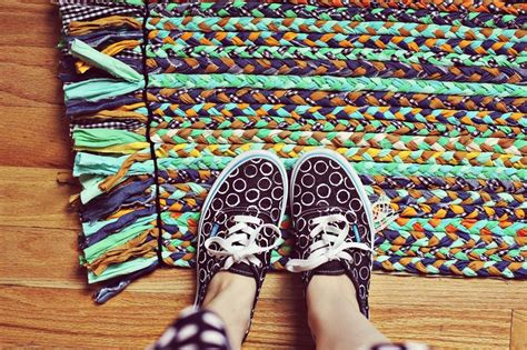 How To Make Own Rug by Make Your Own Braided Rug A Beautiful Mess