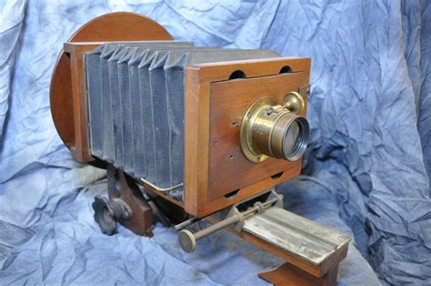 elwood pattern works 5x7 film camera from indiana collectors weekly