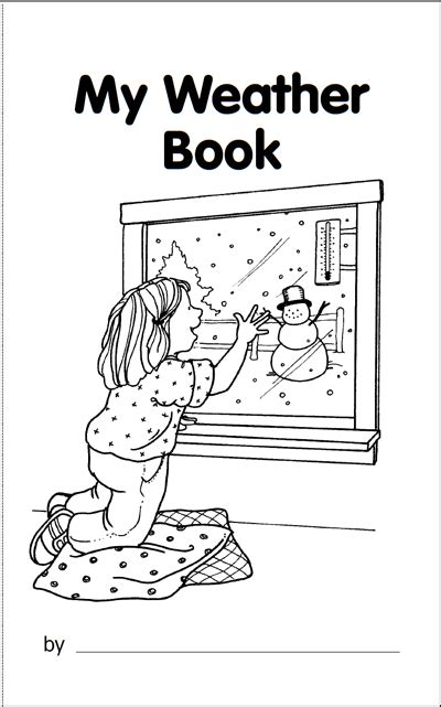 printable free kindergarten books weather worksheet new 437 printable weather books for