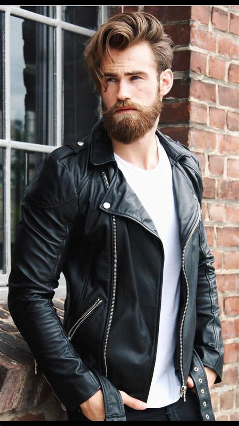mens biker hairstyles 173 best images about men s haircut reference on pinterest