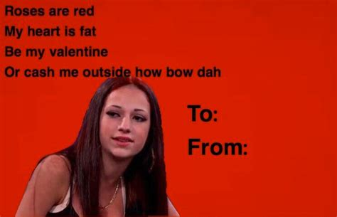 valentines e card s day e card me ousside howbow dah