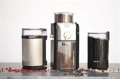 Krups Coffee And Spice Grinder Krups 1500813248 Electric Spice And Coffee Grinder With