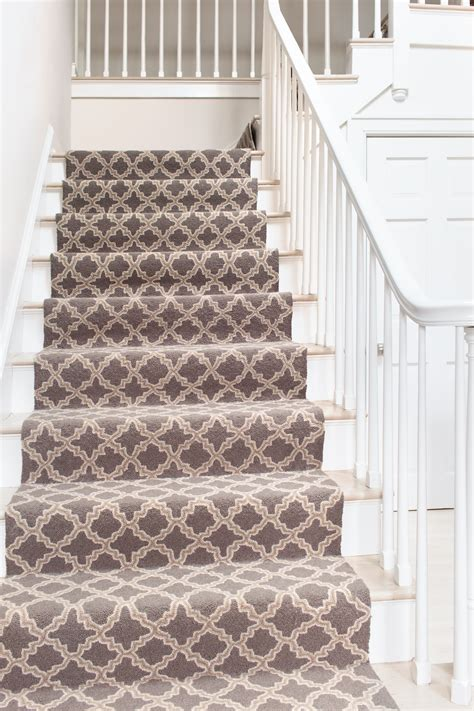 rug stairs how to choose a runner rug for a stair installation