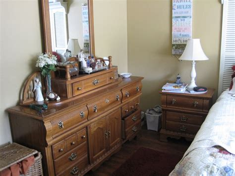 Cherished Treasures Before And After Our Cottagy Painting Bedroom Furniture Before And After