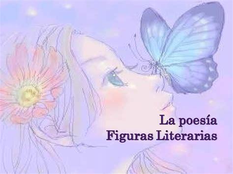 imagenes literarias de la poesia la poesia figuras literarias