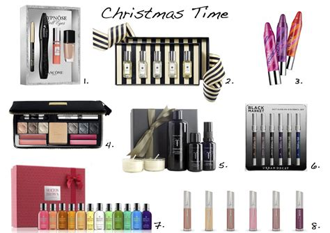 ho ho ho christmas beauty sets style barista