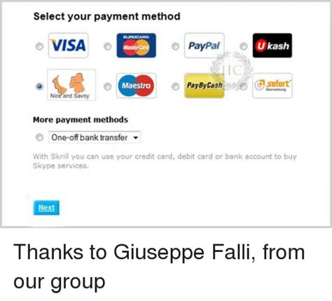 Buy Visa Gift Card With Paypal Account - select your payment method o visa o paypal ukash o pay by cash csofort maestro nice