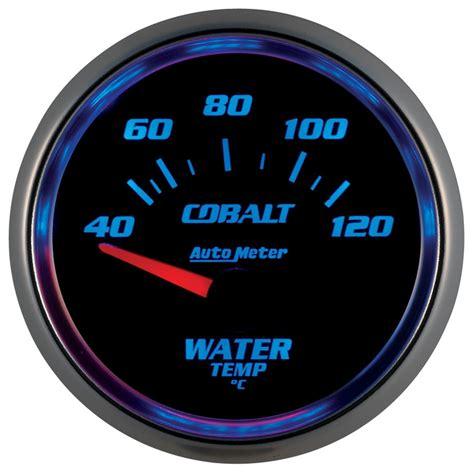 cobalt boat gauges autometer cobalt series gauges