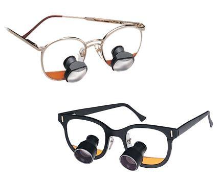 designs for vision light safety scopes provide custom dental magnification plus