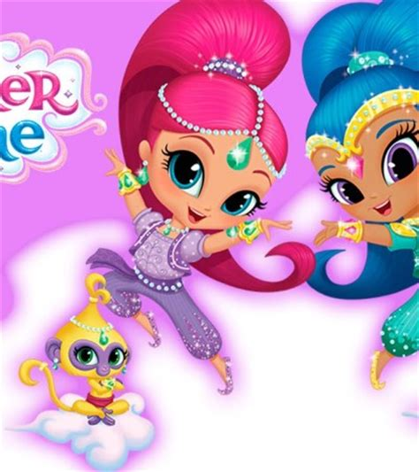 Shimmer and Shine This Summer w/ These New Toys   Two Kids