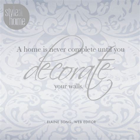 inspirational design quotes style at home