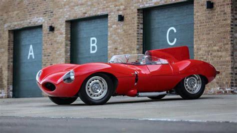 jaguar d type auction 1956 jaguar d type could go for 10 million at auction