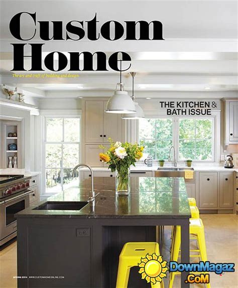 luxury home design magazine pdf custom home design magazines 28 images 2014 custom home design awards merit winner el