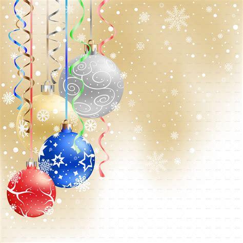 christmas baubles  romvo graphicriver