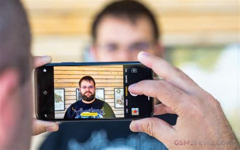 apple iphone xs review portrait mode quality selfie
