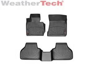 Cargo Liner For Bmw X4 Weathertech Digitalfit Floorliner Bmw X4 F26 2015