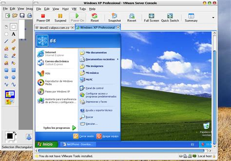 install gnome themes centos devtime windows xp on centos with vmware