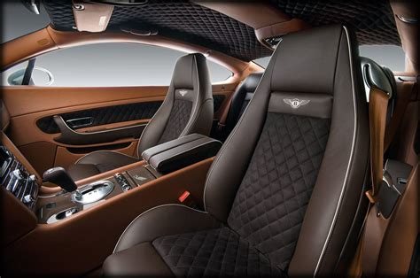 upholstery car bentley continental by vilner studio 2012 interior