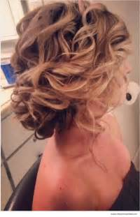 Messy bun hairstyle updo mother of the bride hairstyle pictures to pin