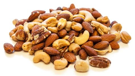 nuts best 5 nuts that can revolutionize your diet