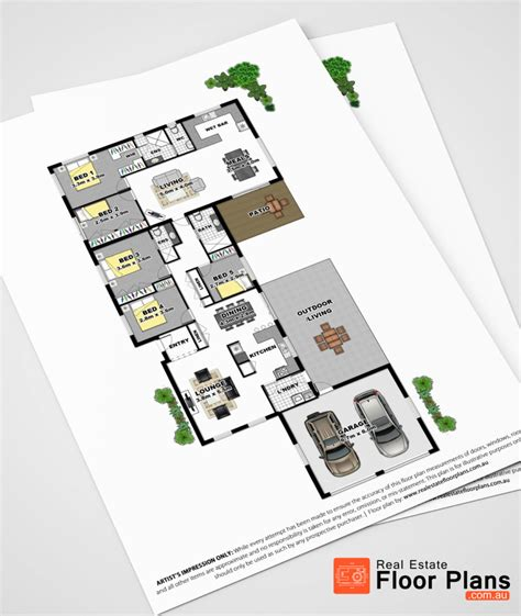 real estate floor plans dual living real estate floor plan redcliffe real estate floor plans sunshine coast qld