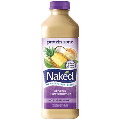 protein juice drink juice protein zone juice smoothie 32 oz walmart