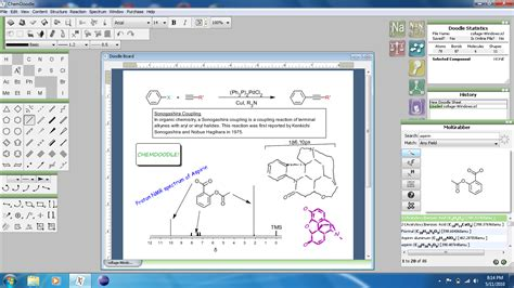 chemdoodle login faijal chemistry