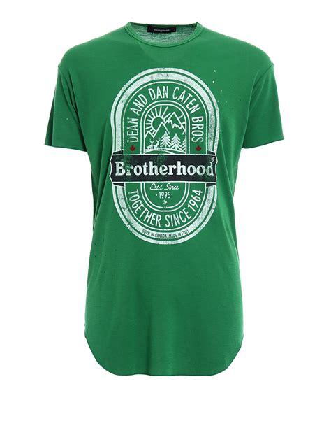 Brotherhood T Shirt brotherhood wool t shirt by dsquared2 t shirts ikrix