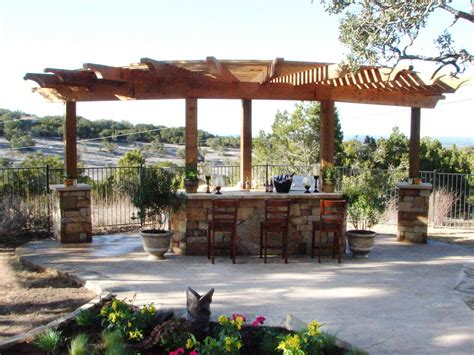 Outdoor Kitchen Bars: Pictures, Ideas & Tips From HGTV   HGTV