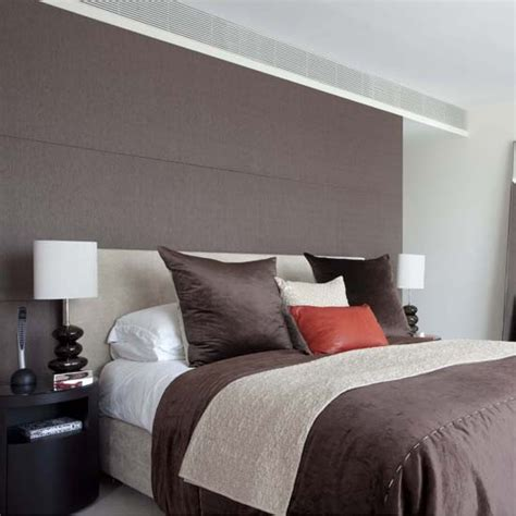 feature bedroom wall ideas headboard feature wall feature walls 10 ideas