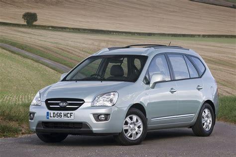 buy kia carens kia carens 2006 car review honest