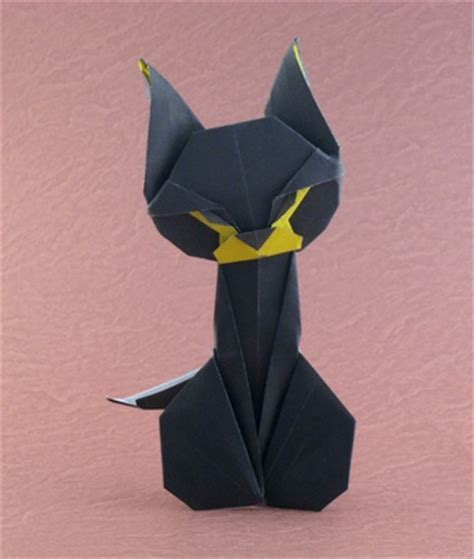 Origami Cat For - origami cats page 5 of 10 gilad s origami page