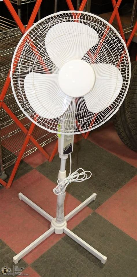 Mainstays Oscillating Stand Up Fan