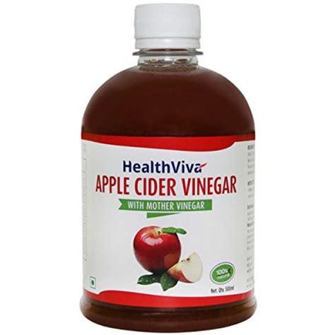 Dehealth Supplies Vinega Apple Vinegar 500ml compare buy healthviva apple cider vinegar 500 ml in india at best price healthgenie in