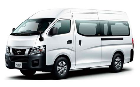 2016 Nissan Nv350 Urvan New Style For 2016 2017